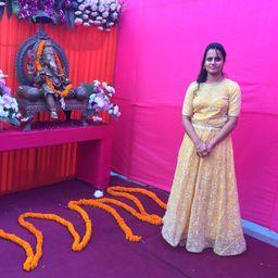 Profile of Drishti Talwar