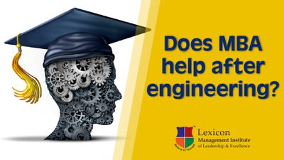 Does Mba Help After Engineering Lexicon Mile Wrytin