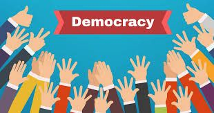 is democracy working in india