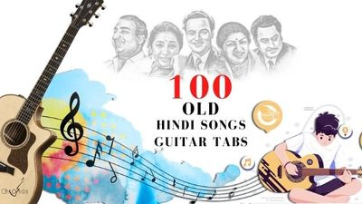 Download Top 100 Old Hindi Songs Guitar Tabs Wrytin Tere sang yara english songs were mostly of avril's because their chord progressions is quite easy and repetetive. old hindi songs guitar tabs