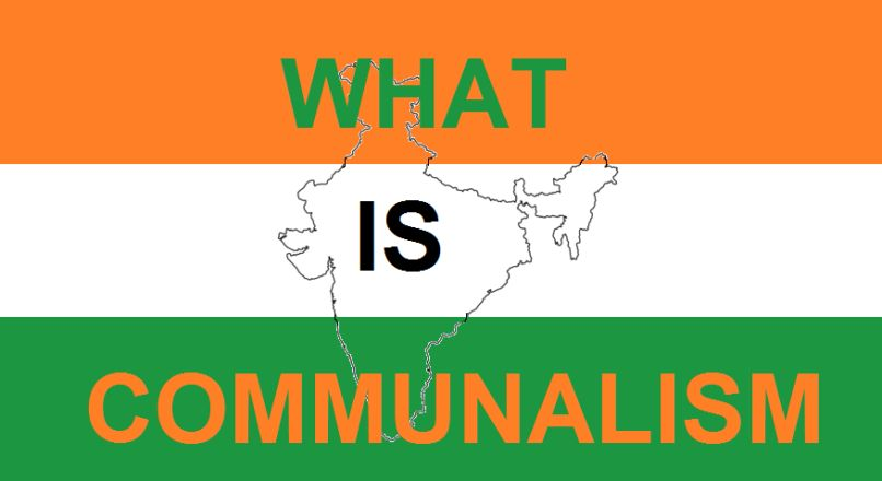Image result for communalism in india