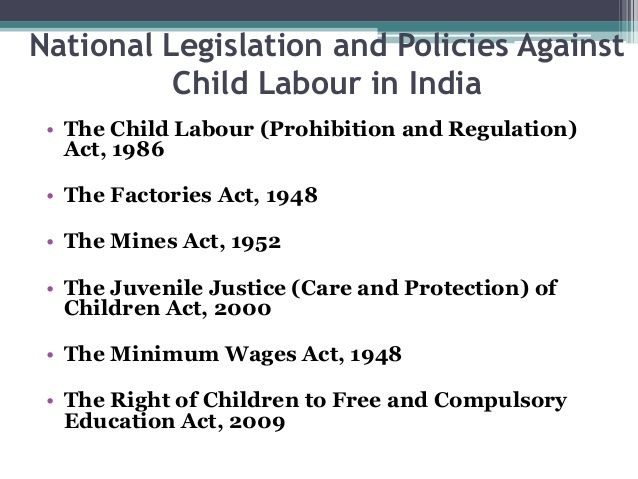 Image result for acts against child labour