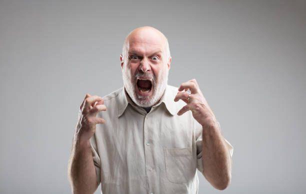 Image result for frustration old guy pics