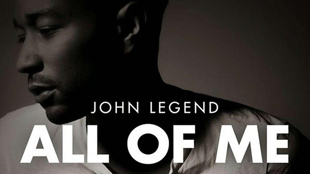 All Of Me Chords - John Legend | Wrytin