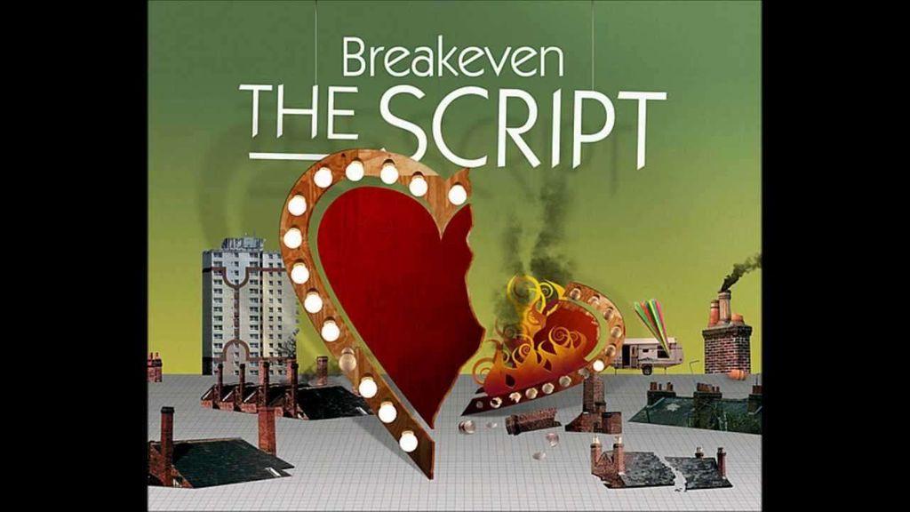 Breakeven Chords - The Script   Wrytin