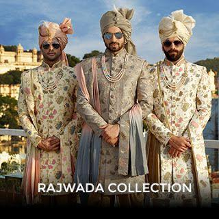 Wedding wear in Lucknow