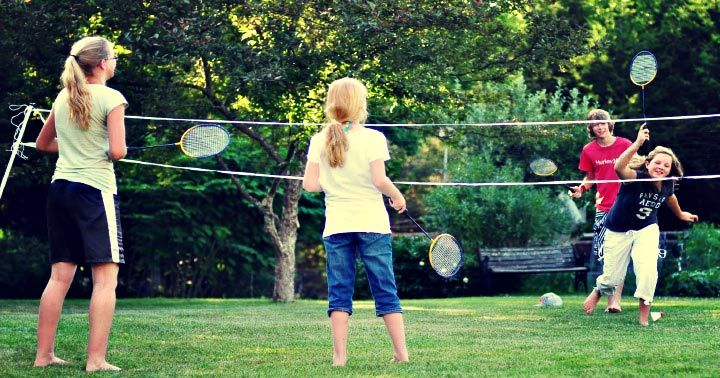 Image result for family playing sports together