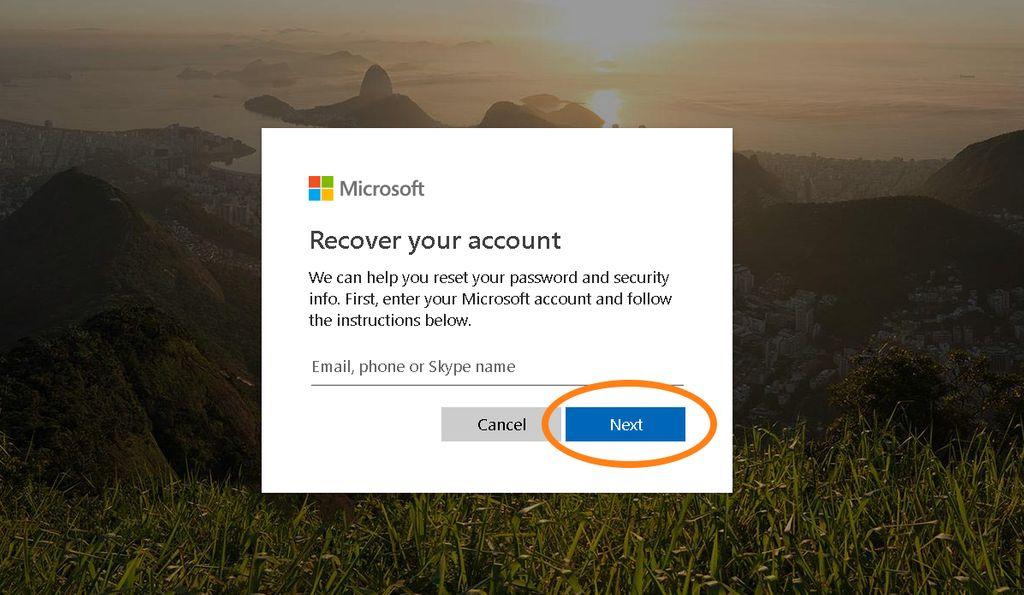 How To Change Microsoft Account Password | Wrytin