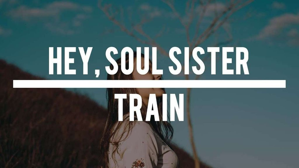Hey Soul Sister Chords - Train | Wrytin