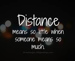 Long Distance Relationship | Wrytin