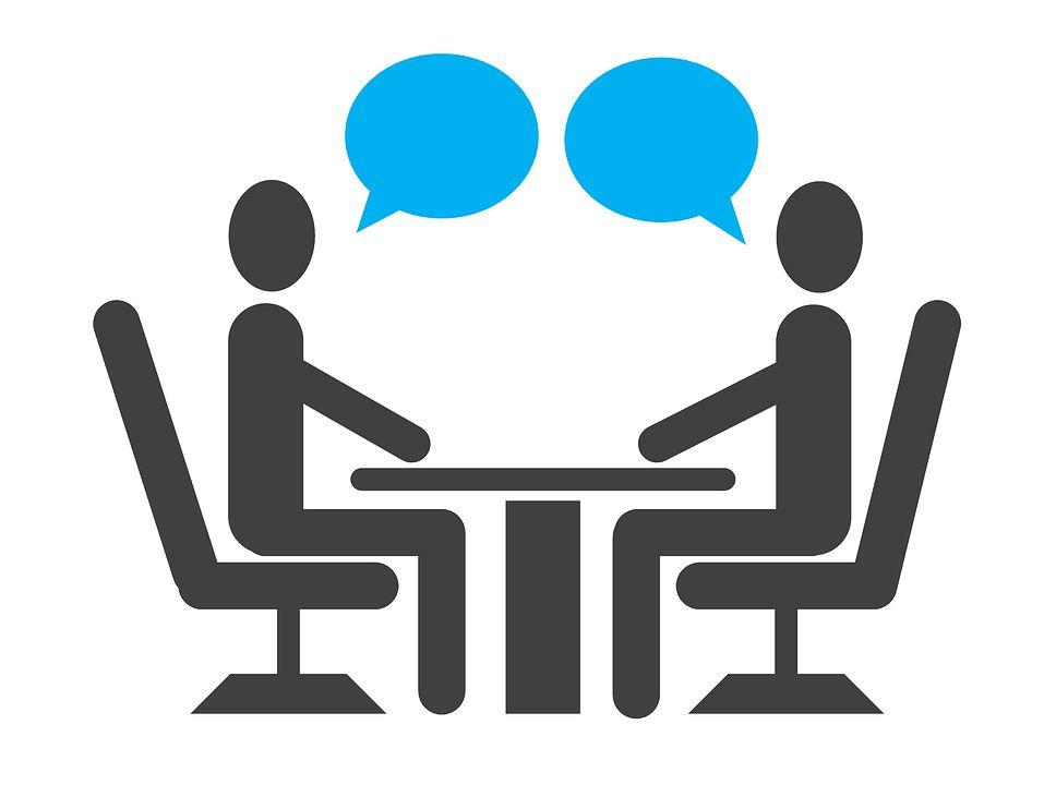Interview, Job, Icon, Job Interview, Conversation
