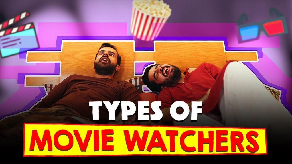 Image result for types of movie watchers