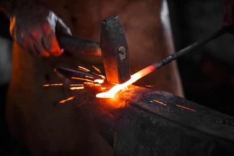 Types Of Forging Machines And Equipments  | Wrytin