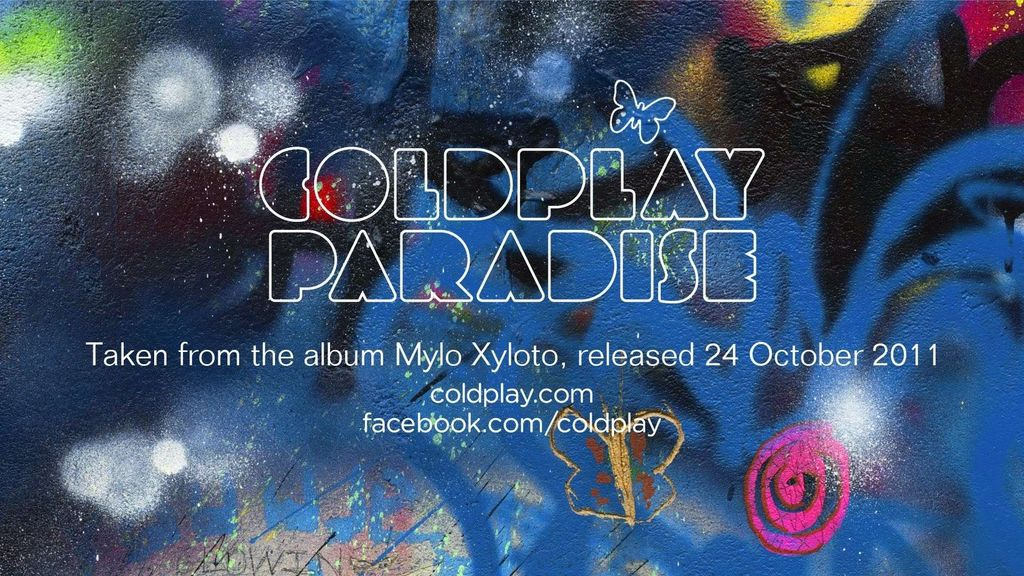 Paradise Chords - Coldplay   Wrytin