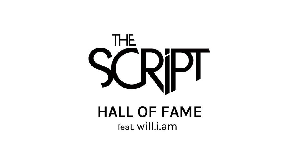 Hall Of Fame Chords The Script Ft Willi Wrytin