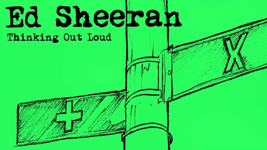 Thinking Out Loud Chords Ed Sheeran Wrytin