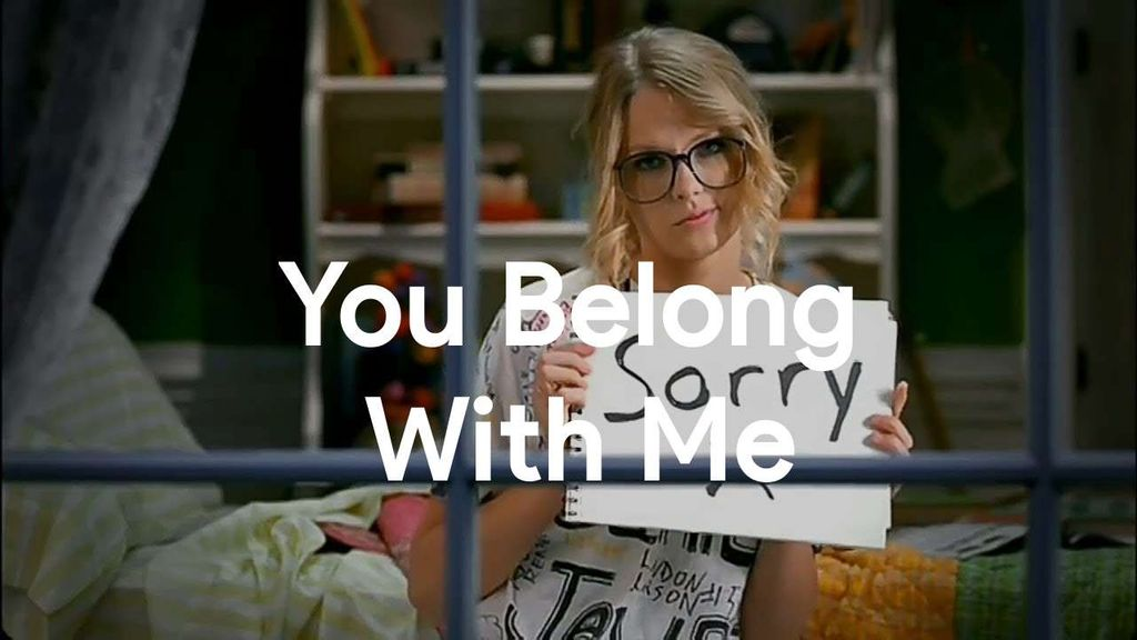 Awesome Taylor Swift You Belong With Me Chords Images Basic Guitar